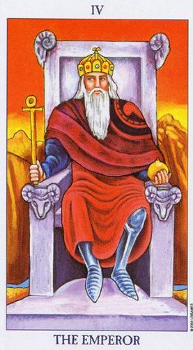 Cesarz - wróżka Arkadia - darmowa wróżba