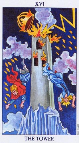 Wieża - wróżka Arkadia - darmowa wróżba