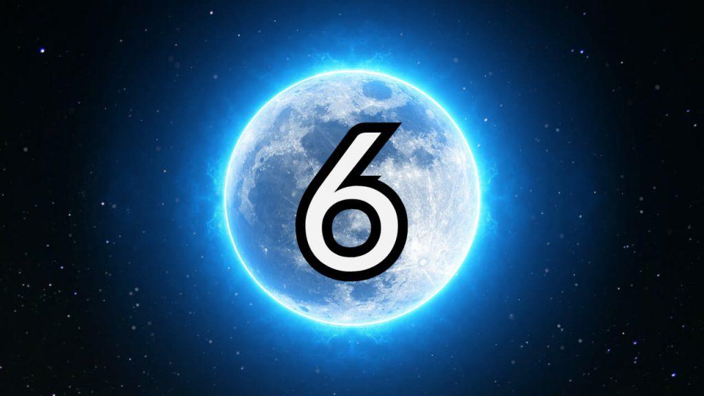 numerologiczna 6 - wróżka Arkadia