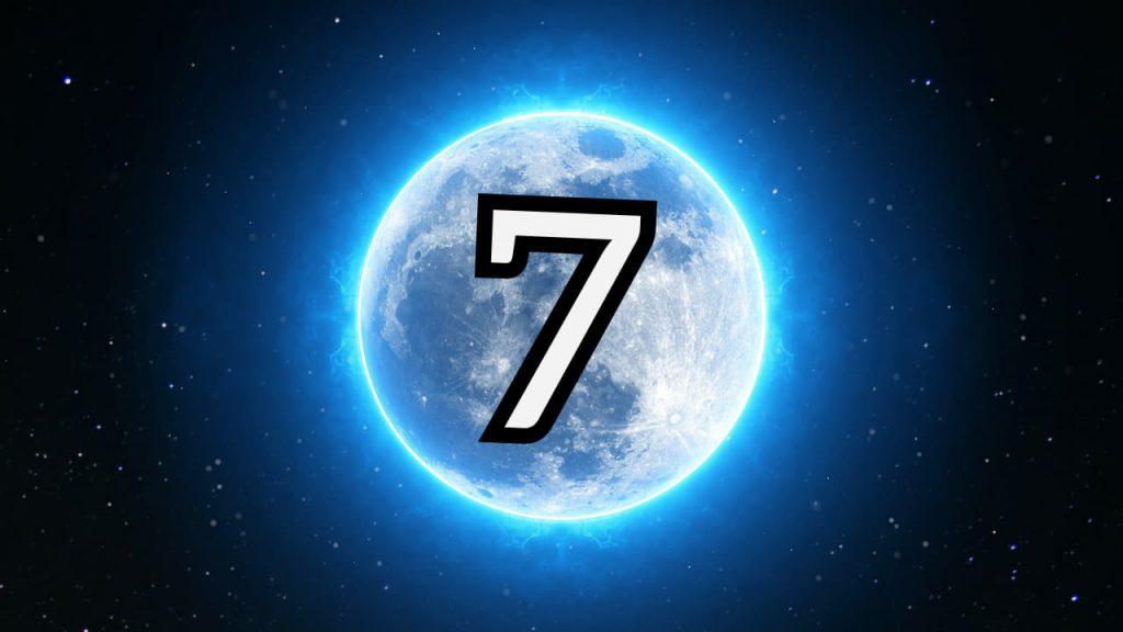 numerologiczna 7 - wróżka Arkadia