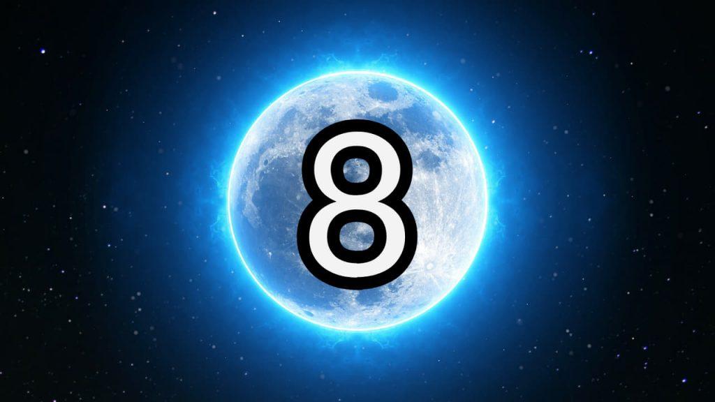numerologiczna 8 - wróżka Arkadia