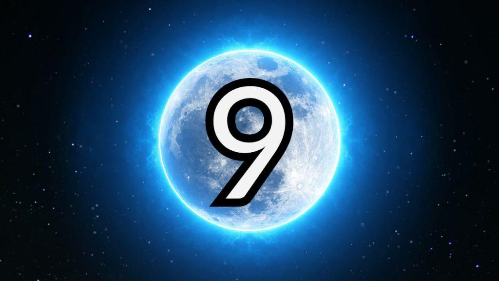 numerologiczna 9 - wróżka Arkadia