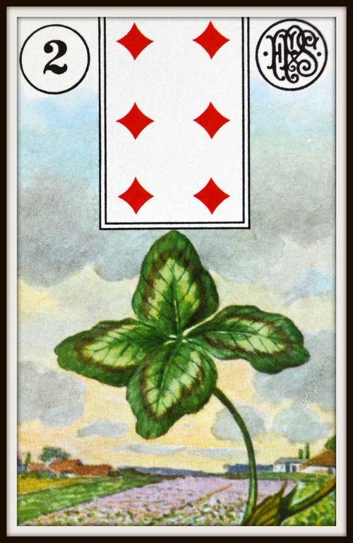 kończyna - karty lenormand