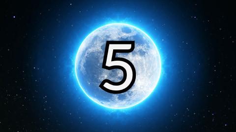 numerologiczna 5 - wróżka Arkadia