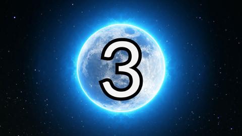numerologiczna trójka - wróżka Arkadia