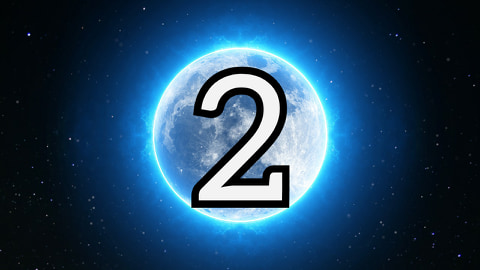 numerologiczna 2 - wróżka Arkadia