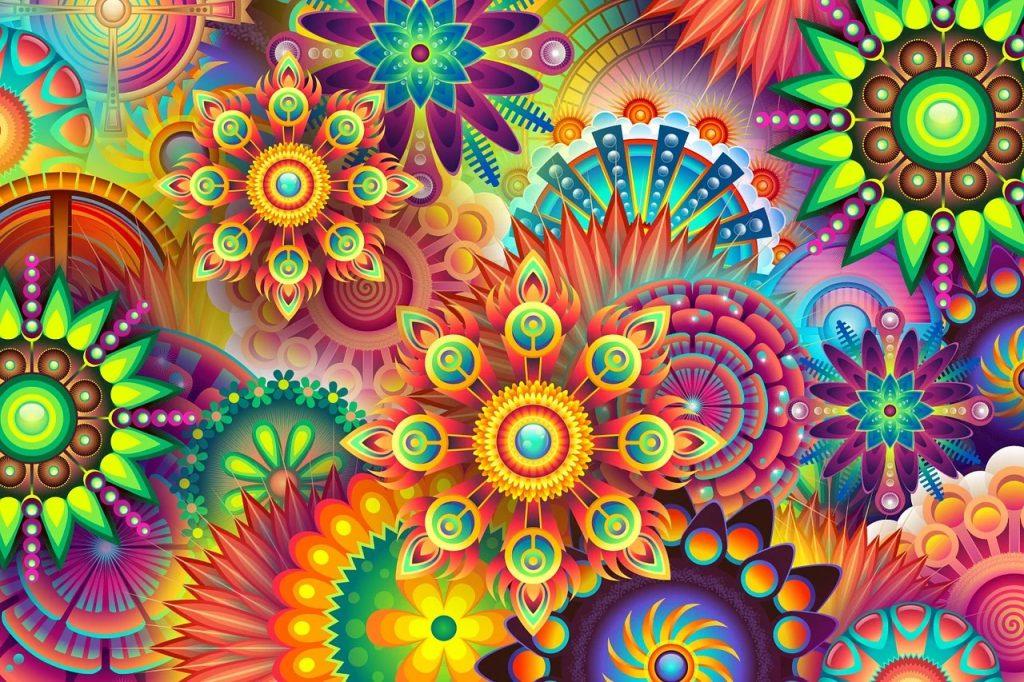 koloroterapia - wróżka Arkadia