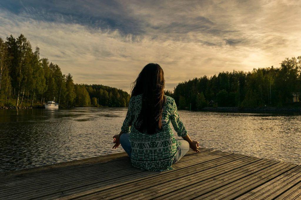 medytacje - wróżka Arkadia