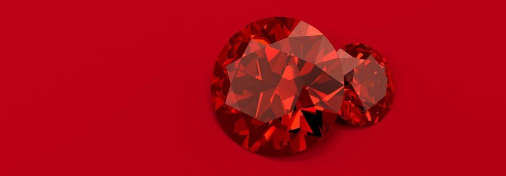 Rubin – magia kamieni