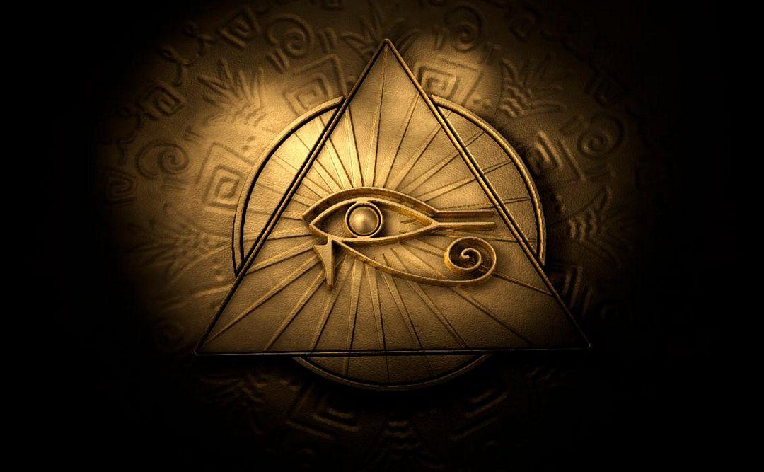 Oko Horusa – symbol odrodzenia
